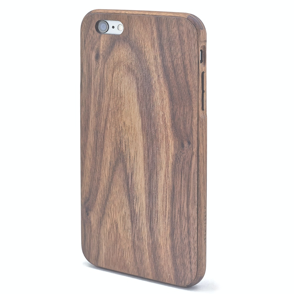 new concept a4154 7d759 Wood iPhone XS Case & XS Max/8/7/Plus in Walnut by Grovemade